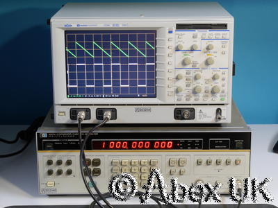 HP (Agilent) 3325A Synthesised Function Generator 20 (60) MHz