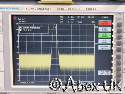 HP (Agilent) 8350B & 83540A 2-8.4GHz Sweep Signal Generator Step Attenuator (4)