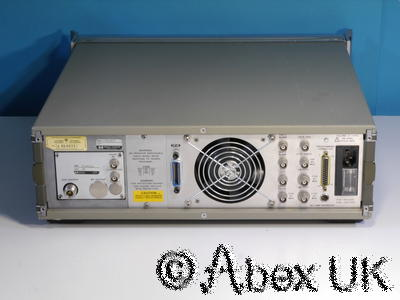 HP (Agilent) 8350B & 83590A 2-20GHz Sweep Signal Generator Step Attenuator (2)