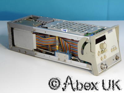HP (Agilent) 83592A RF Plug-in 10MHz - 20GHz (for 8350B) Spares or Repair