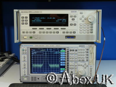 HP (Agilent) 83623A 10MHz - 20GHz Sweep Signal Generator