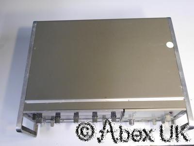 HP (Agilent) 8620C & 86240A 2-8.4GHz Sweep Signal Generator