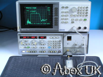 HP (Agilent) 86290C RF Plug-in 2.0 - 18.6GHz (for 8620x sweeper)