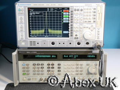 HP (Agilent) 8644A 1GHz Low Phase Noise AM/FM/Pulse Signal Generator