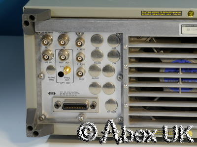 HP (Agilent) 8644A 1GHz Low Phase Noise AM/FM/Pulse Signal Generator EMC (2)