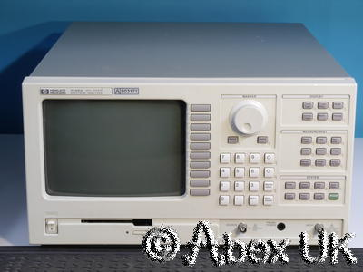 HP (Agilent) 3588A 150MHz Spectrum Analyser FFT Option 001,003 High Stab