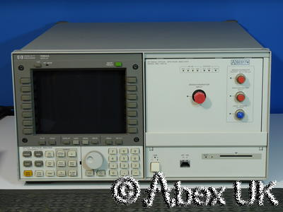 HP (Agilent) 71451A Optical Spectrum Analyser System 600 - 1700nm Opt 001, 002
