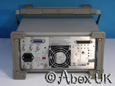 HP (Agilent) 8560A 2.9GHz Spectrum Analyser Analyzer with Tracking Generator (3)