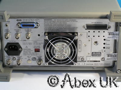 HP (Agilent) 8560A 2.9GHz Spectrum Analyser Analyzer with Tracking Generator (1)