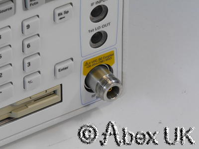 Agilent (HP) E4443A 6.7GHz PSA Spectrum Analyser LNA, CDMA/WCDMA