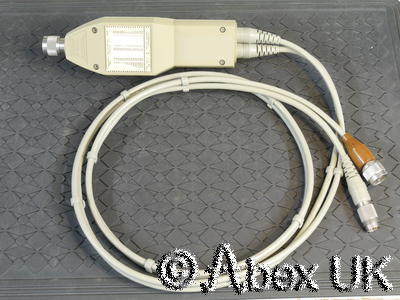 HP (Agilent) 11722A 2.5GHz Probe for 8902A Measuring Receiver