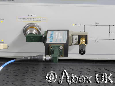 HP (Agilent) 8510B 26.5GHz Network Analyser System 85101B 85103A 8515A 010 MINT