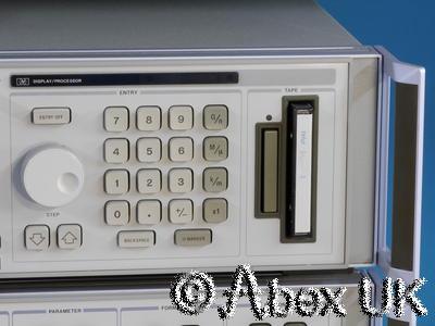 HP (Agilent) 8510B 26.5GHz Network Analyser System 85101B 85103A 8515A 010 MINT