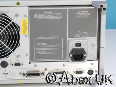 HP (Agilent) 8720D 20GHz Vector Network Analyser Option 400 NICE