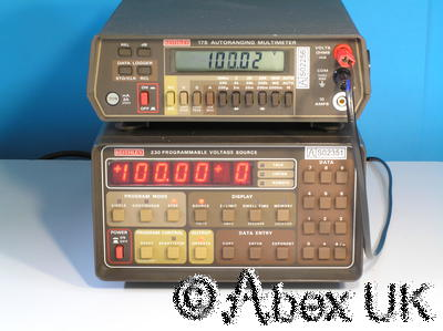 Keithley 175 4.5 Digit Autoranging DVM / DMM