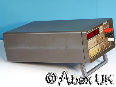 Keithley 195 5.5 Digit System Digital Voltmeter Multimeter DVM/DMM GPIB
