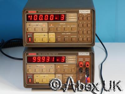 Keithley 195A 5.5 Digit System Digital Voltmeter Multimeter DVM/DMM GPIB (3)