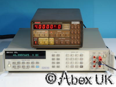 Keithley 230 Programmable Voltage Source Calibrator 100V GPIB (3)