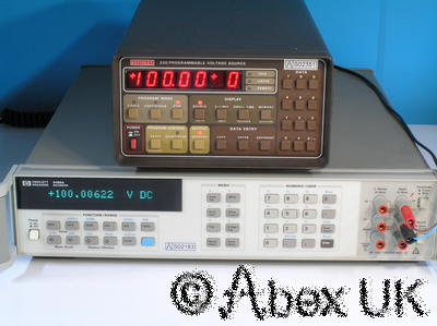 Keithley 230 Programmable Voltage Source Calibrator 100V GPIB (4)