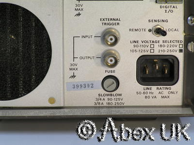 Keithley 230 Programmable Voltage Source Calibrator 100V GPIB (4)