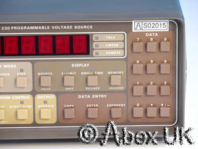 Keithley 230 Programmable Voltage Source Calibrator 100V GPIB (2)