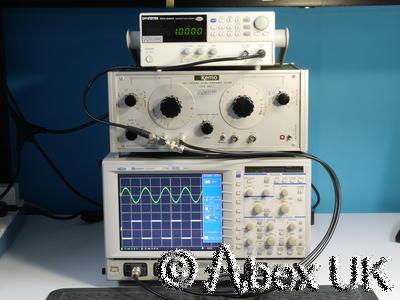 Kemo VBF-1 1Hz to 100kHz Dual Variable Filter