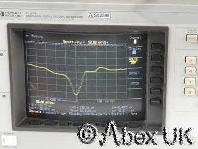 Kentech Instruments HMP1 Avalanche High Voltage Step Generator 100pS 2kV 80kW