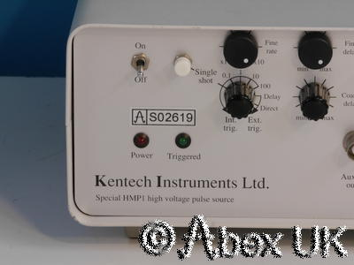 Kentech Instruments HMP1 Avalanche High Voltage Step Generator 100pS 2kV 80kW