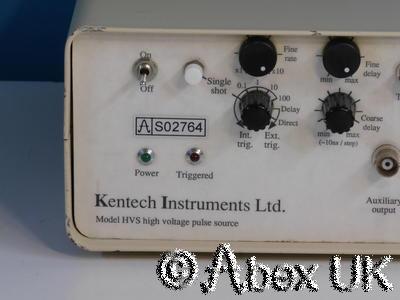 Kentech Instruments HVS Avalanche High Voltage Step Generator 100pS 2kV 80kW