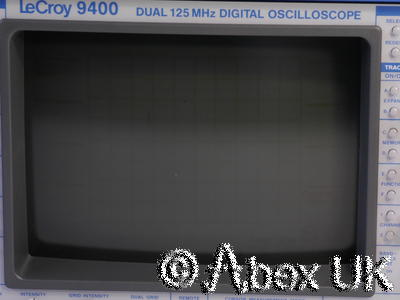 LeCroy 9400 125MHz Dual-Channel Digital Oscilloscope GPIB RS232 OSD and Cursors
