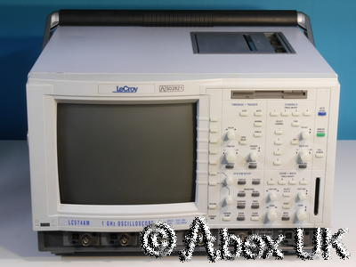 LeCroy LC574AM 1GHz 10Gs/s 4-Channel Digital Oscilloscope