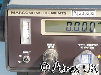 Marconi Instruments (IFR, Aeroflex) 6960A RF Power Meter (2)