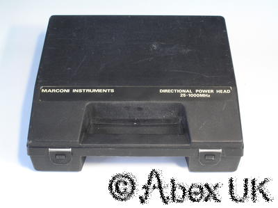 Marconi Instruments (IFR) 54421-003J 2955 Directional Power Sensor 25-1000MHz
