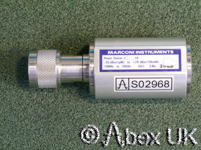 Marconi Instruments (IFR) 6910 Power Sensor 20GHz +20dBm