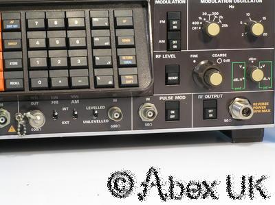 Marconi Instruments (IFR) 2017 1024MHz AM/FM/Pulse Low Noise Signal Generator