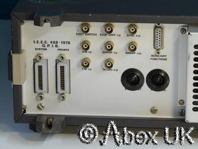 Marconi Instruments (IFR, Aeroflex) 6311 20GHz Sweep Signal Generator