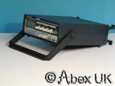 Metrix (ITT) GX240 2MHz Function Generator 120MHz Frequency Meter