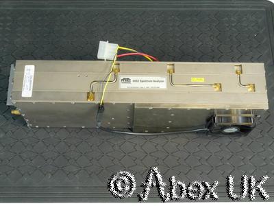 Morrow Technologies 9052 1.6GHz ISA Spectrum Analyser Module (2)
