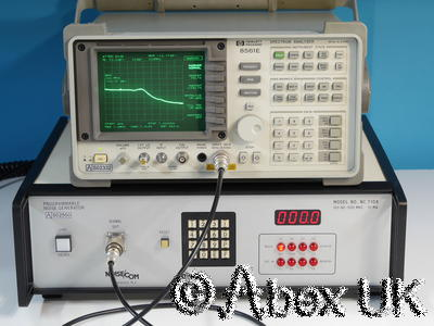 Noise Com NC7108 500MHz Programmable Noise Source 128dB