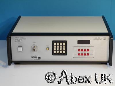 Noise Com NC7108 500MHz Programmable Noise Source 128dB