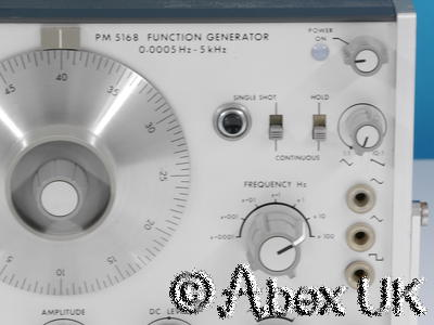 Philips PM5168 Vintage VLF/Audio Signal Generator