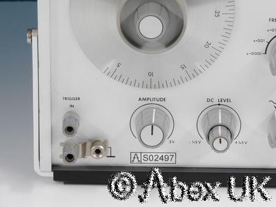 Philips PM5168 Vintage VLF/Audio Signal Generator