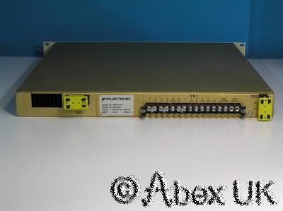 Power Ten 3300P 1kW 100V 10A Power Supply 1U Rack Mount