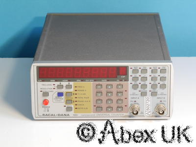 Racal 1991 160MHz Universal Counter / Timer