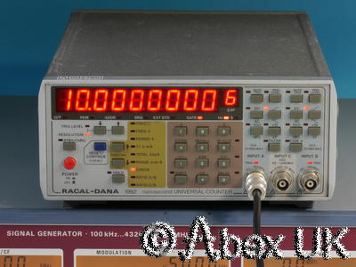 Racal 1992 1.3GHz Universal Counter / Timer