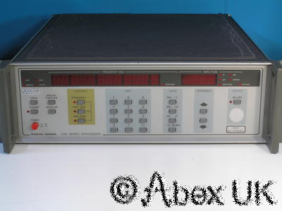 Racal Dana 3102 CW Synthesiser 40 - 130MHz 0.1Hz Step with GPIB