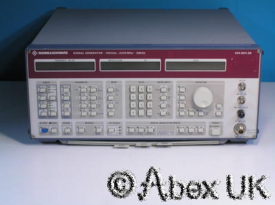 Rohde & Schwarz SMHU Low Noise Vector Signal Generator 100KHz - 4.3GHz (2)