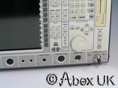Rohde & Schwarz FSIQ26 Vector Signal Spectrum Analyser 26.5GHz