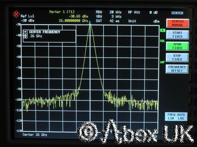 Rohde Schwarz FSIQ26 Spectrum Signal Analyser 26GHz Analyzer