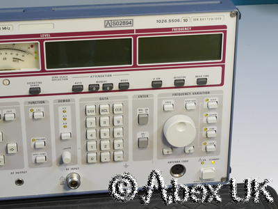 Rohde & Schwarz ESVD 20MHz to 2.05GHz Level Measuring Receiver EMC/RFI